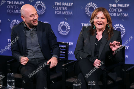 Michael Ellenberg and Kerry Ehrin (Exec. Producers)