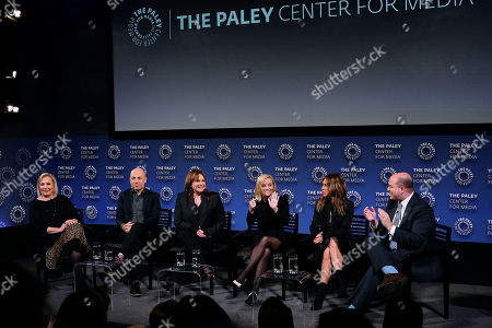 Editorial photo of PaleyLive NY Presents - Apple TV+'s 'THE MORNING SHOW', New York, USA - 29 Oct 2019