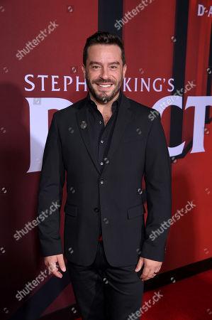 Editorial image of 'Doctor Sleep' film premiere, Arrivals, Regency Village Theatre, Los Angeles, USA - 29 Oct 2019
