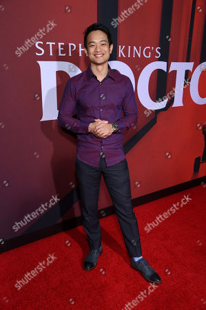 Stock Picture of Osric Chau