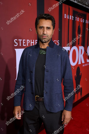 Stock Image of Cliff Curtis