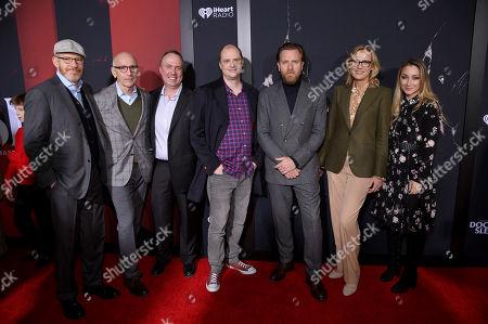 Kevin McCormick, Toby Emmerich, Trevor Macy, Mike Flanagan, Ewan McGregor, Ann Sarnoff and Blair Rich