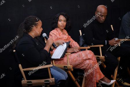 Jocelyn Prince, Kerry Washington, Kenny Leon