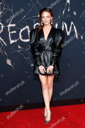 Editorial image of Doctor Sleep premieres in Los Angeles, USA - 29 Oct 2019
