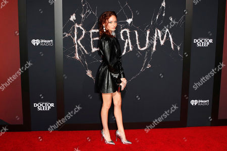 Editorial photo of Doctor Sleep premieres in Los Angeles, USA - 29 Oct 2019