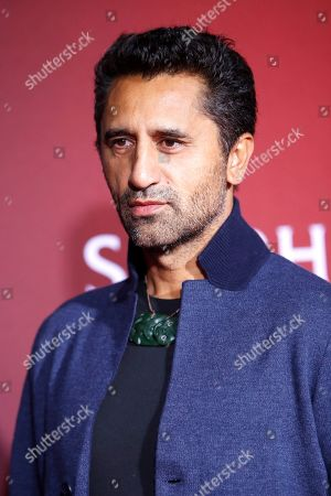 Stock Photo of Cliff Curtis poses on the red carpet during the movie premiere of 'Doctor Sleep' at Regency Village Theater in Los Angeles, USA, 29 October 2019. The movie opens in the United States on 08 November 2019.