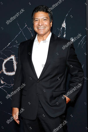 Gil Birmingham poses on the red carpet during the movie premiere of 'Doctor Sleep' at Regency Village Theater in Los Angeles, USA, 29 October 2019. The movie opens in the United States on 08 November 2019.