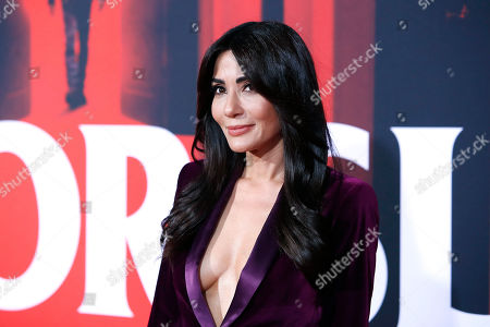 Marisol Nichols poses on the red carpet during the movie premiere of 'Doctor Sleep' at Regency Village Theater in Los Angeles, USA, 29 October 2019. The movie opens in the United States on 08 November 2019.