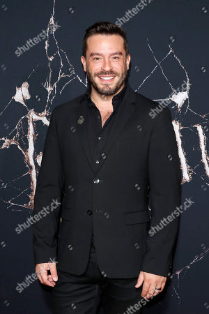 Juan Pablo Espinosa poses on the red carpet during the movie premiere of 'Doctor Sleep' at Regency Village Theater in Los Angeles, USA, 29 October 2019. The movie opens in the United States on 08 November 2019.