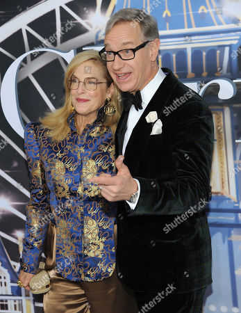 Laurie Feig and Paul Feig