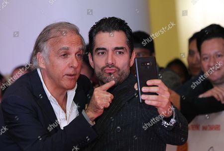 Editorial picture of Los Rodriguez y el Mas Alla premieres in Mexico City - 29 Oct 2019