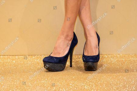 Ko So-young, shoe detail