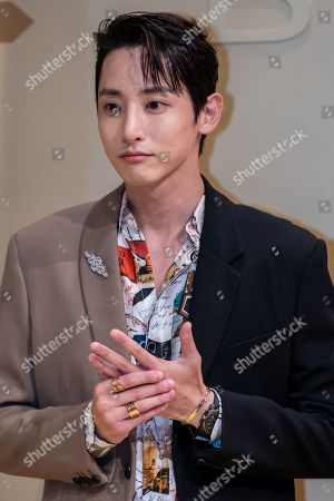 Stock Photo of Lee Soo-hyuk