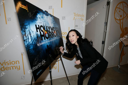Editorial picture of Hollywood Horror: Scaring Up an Audience for Television, North Hollywood, USA - 29 Oct 2019