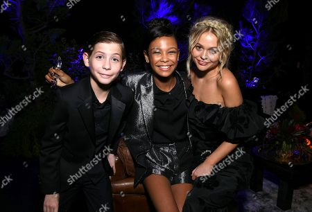 Jacob Tremblay, Kyliegh Curran, Emily Alyn Lind