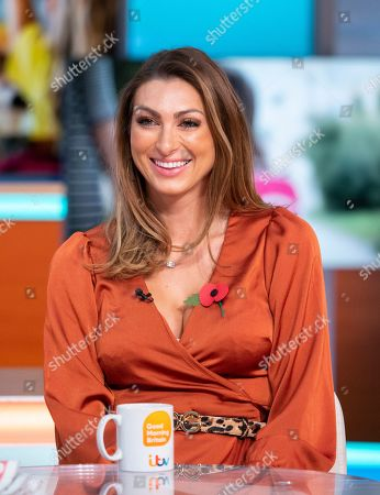 Editorial picture of 'Good Morning Britain' TV show, London, UK - 30 Oct 2019