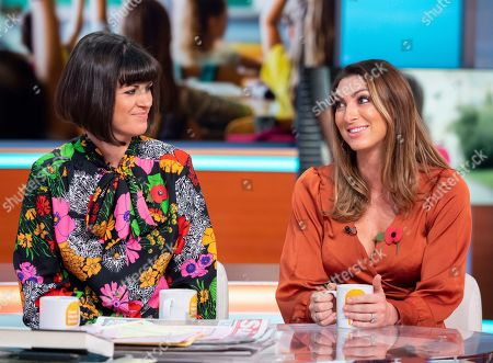 Editorial image of 'Good Morning Britain' TV show, London, UK - 30 Oct 2019