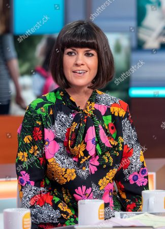 Editorial image of 'Good Morning Britain' TV show, London, UK - 30 Oct 2019