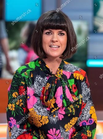 Editorial photo of 'Good Morning Britain' TV show, London, UK - 30 Oct 2019
