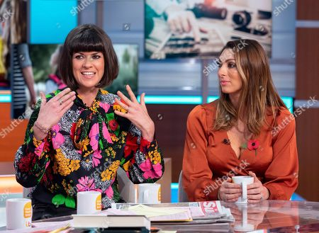 Editorial photo of 'Good Morning Britain' TV show, London, UK - 30 Oct 2019