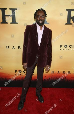 Editorial photo of 'Harriet' film premiere, Arrivals, The Orpheum Theatre, Los Angeles, USA - 29 Oct 2019