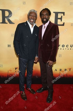 Editorial picture of 'Harriet' film premiere, Arrivals, The Orpheum Theatre, Los Angeles, USA - 29 Oct 2019