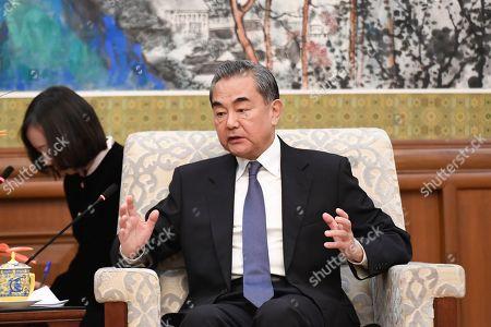 Editorial photo of Former Ethiopian President Mulatu Teshome visits China, Beijing - 30 Oct 2019