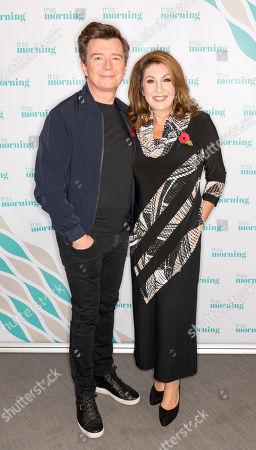 Rick Astley and Jane McDonald