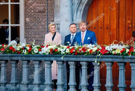 Editorial photo of 75th anniversary of the liberation of Breda, Netherlands - 29 Oct 2019