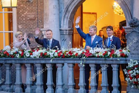 Editorial picture of 75th anniversary of the liberation of Breda, Netherlands - 29 Oct 2019