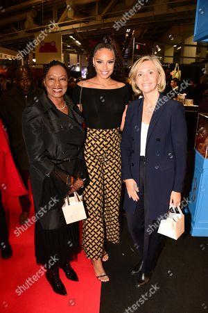 Editorial picture of Salon Du Chocolat fair, Paris, France - 29 Oct 2019