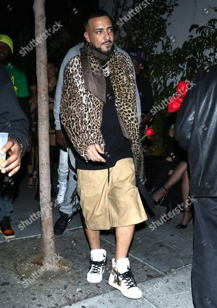 Editorial photo of Celebrities out and about, Los Angeles, USA - 29 Oct 2019