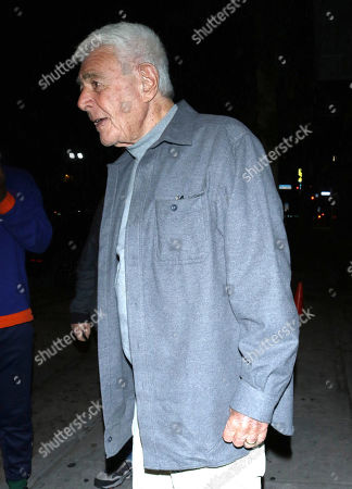 Editorial image of Celebrities out and about, Los Angeles, USA - 29 Oct 2019