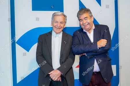 Editorial picture of LN24 TV Show, Brussels, Belgium - 30 Oct 2019