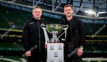 Editorial picture of FAI Cup Finals Media Day, Aviva Stadium, Dublin  - 30 Oct 2019
