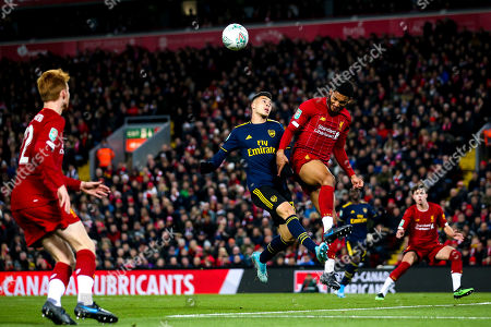 Editorial image of Liverpool v Arsenal, UK - 30 Oct 2019