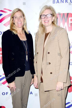 Andrea Smith and Jessica Oppenheim