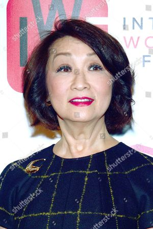 Stock Photo of Connie Chung