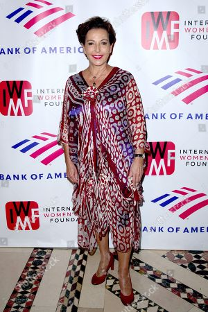 Editorial picture of International Women's Media Foundation Annual Courage in Journalism Awards, New York, USA - 30 Oct 2019