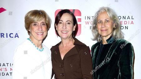 Susan King, Elisa Lees Munoz and Lynn Povich
