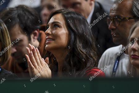 Editorial picture of Rolex Paris Masters tennis tournament, France - 30 Oct 2019