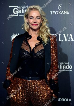Stock Picture of Spanish actress Belen Rueda attends the Arts, Sciences and Sports Telva Awards ceremony at Madrid's City Council, in Madrid, Spain, 30 October 2019.