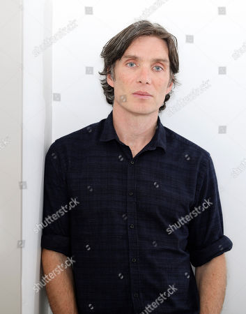 Stock Image of Cillian Murphy poses for a portrait in New York