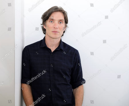 Cillian Murphy poses for a portrait in New York