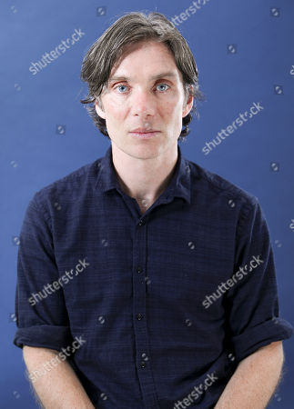 Editorial picture of Cillian Murphy Portrait Session, New York, USA - 02 Oct 2019