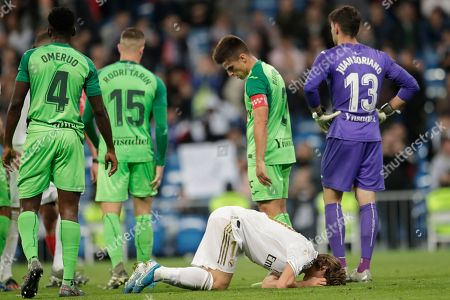 Editorial picture of Soccer La Liga, Madrid, Spain - 30 Oct 2019