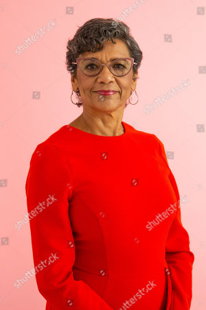 Editorial image of Sonia Manzano Portrait Session, New York, USA - 23 Oct 2019