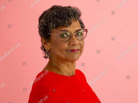 Editorial picture of Sonia Manzano Portrait Session, New York, USA - 23 Oct 2019