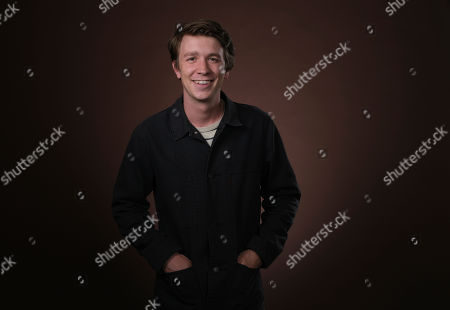 "Stock Image of Thomas Mann, a cast member in the film ""Them That Follow,"" poses for a portrait in Los Angeles"