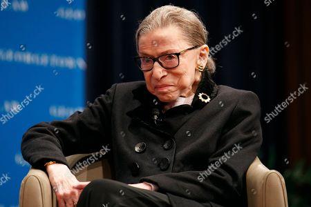 Editorial photo of Ginsberg, Washington, USA - 30 Oct 2019